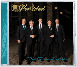 God Has Provided CD | Mark Trammell Quartet