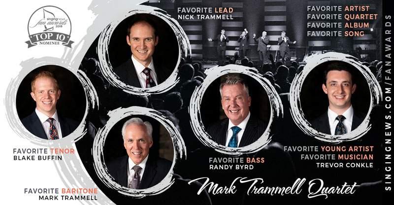 News – Mark Trammell Quartet