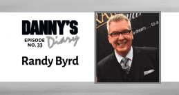 Randy Byrd on Danny's Dairy